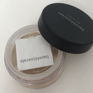 Bare minerals original powder foundation in light